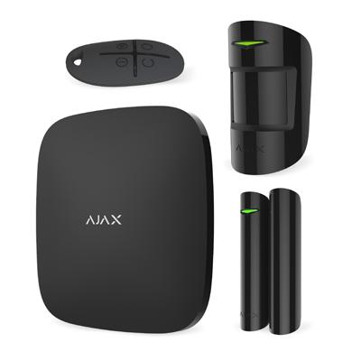 фото  AJAX StarterKit black